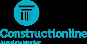 Constructionline Associate Member badge