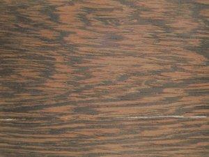 Black wenge wood