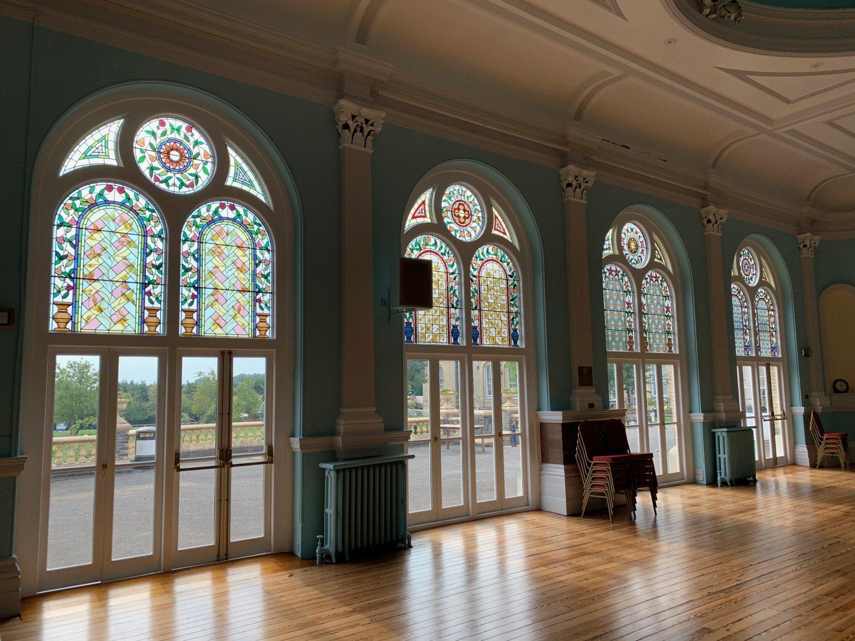Bespoke window frames