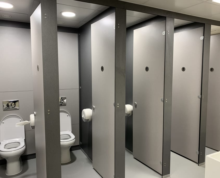 Washroom Cubicles